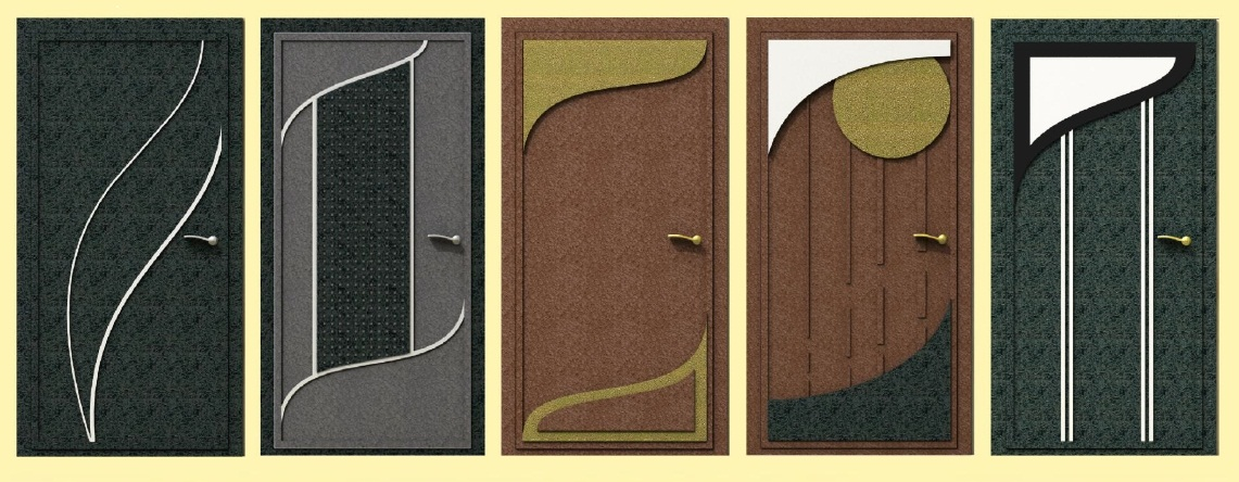 Декоративная отделка (сварка-ковка)
