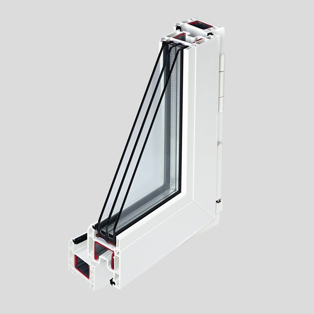 окна из профиля REHAU Blitz New